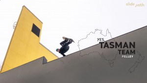 Tasman Team - Tom Pelley. Episode Two Of Yes Snowboards Video Series