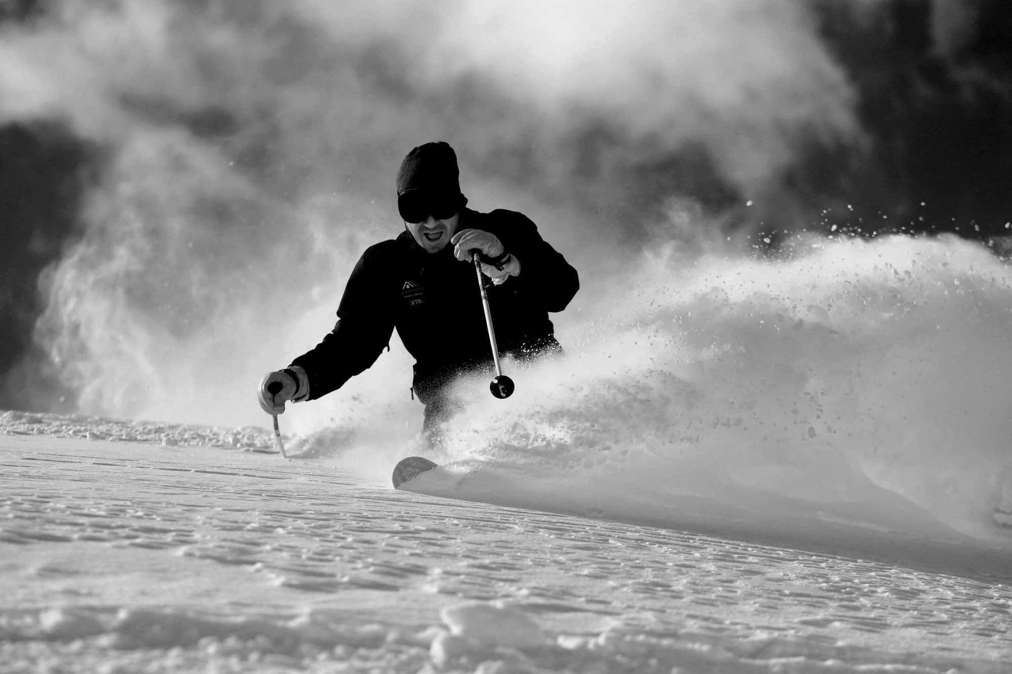 Aussie Ski Legend Steve Lee Suffers a Major Stroke - Fundraiser Launched