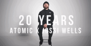 Jossi Wells x Atomic - 20 Years. Video