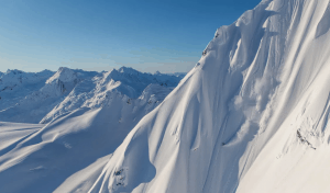For Good Measure - Todd Ligare Skiing Ridiculously Steep Lines in Alaska. Must Watch Video.