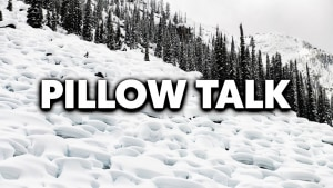 Pillow Talk, British Columbia - Travis Rice And The Line of a Lifetime. Video