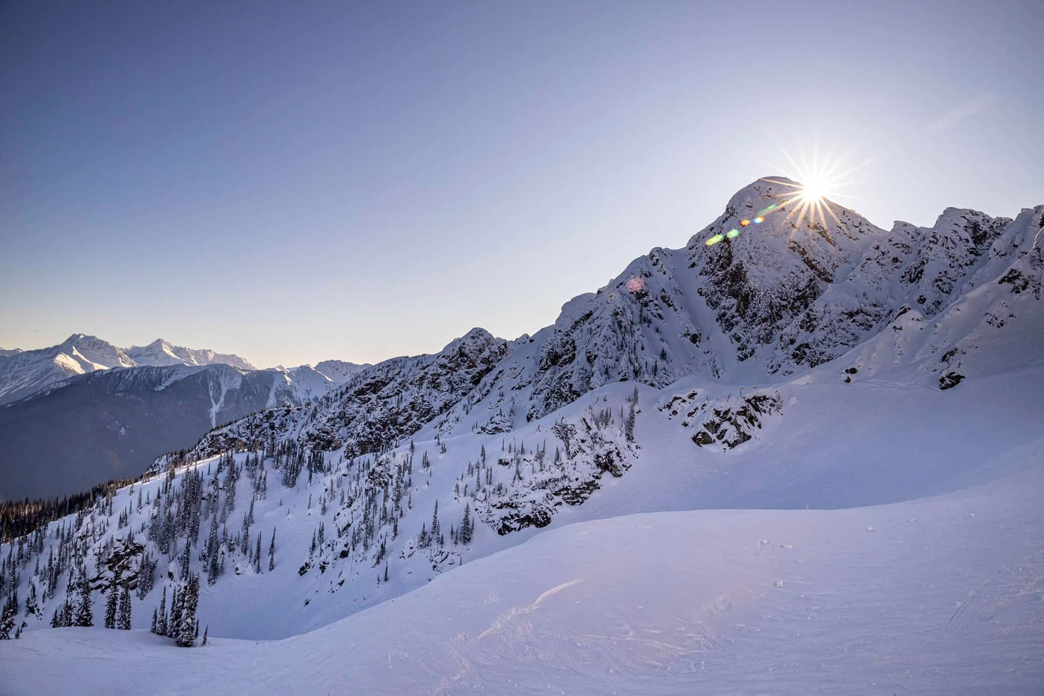 A Skier's Reckoning with Inderteminate International Travel