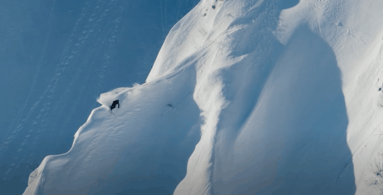 Unraveling - Beautiful Short Film Focusing on Chris Benchetler's Progression as a Pro Skier, an Artist And a Father