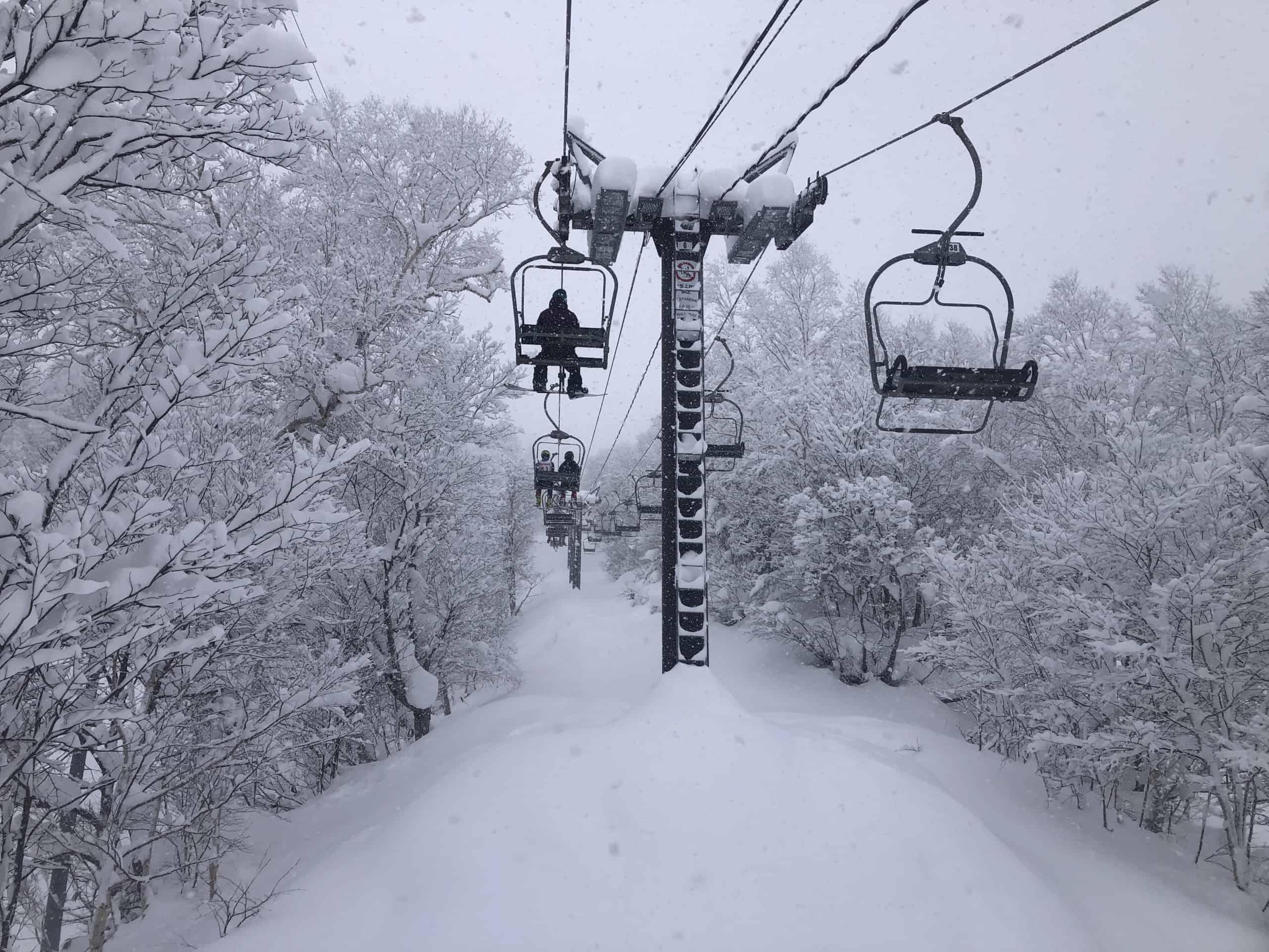 Furano Update - Powder Days But Empty Slopes Make It Feel Like a Meditation Retreat