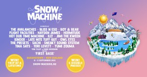 Alpine Music Festival Snow Machine Heading To Queenstown with a Massive Lineup