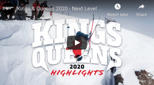 Kings and Queens of Corbet's Goes Next Level – Highlight Video of 2020 Event. Don't Miss It!