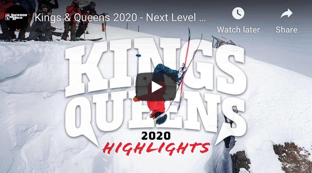 Kings and Queens of Corbet's Goes Next Level - Highlight Video of 2020 Comp.