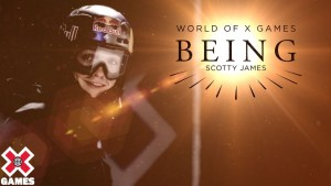Being Scotty James – Video Profile from the World of X Games.