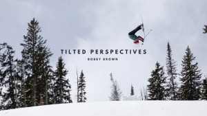 Titled Perspective - Backcountry Ski Film from Bobby Brown.