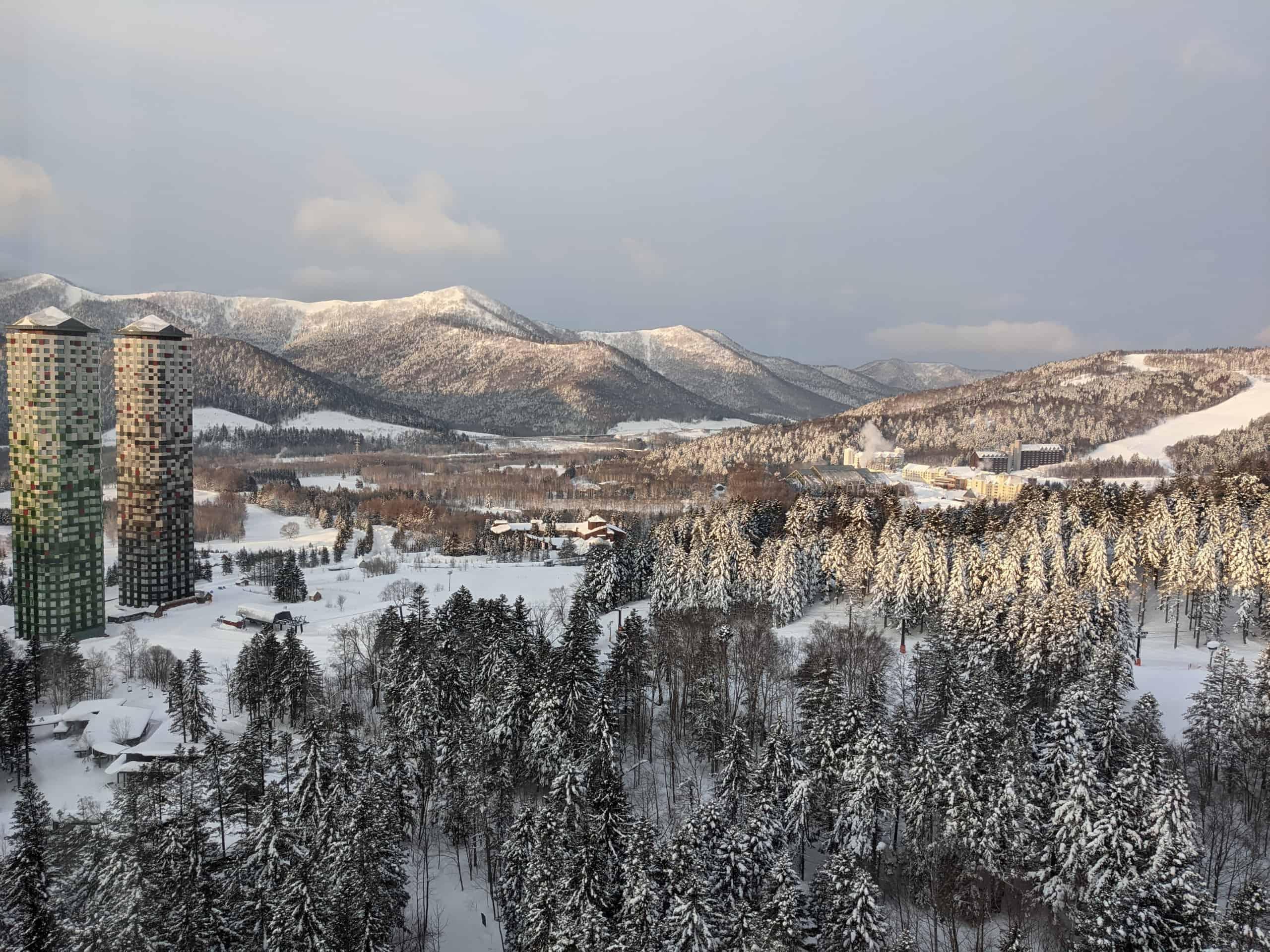 Tomamu - Hokkaido's Luxurious Snow Oasis