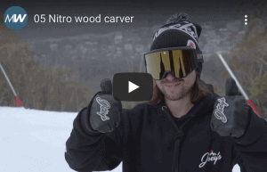 Gear Guide - Nitro Wood Carver, Snowboard Video Review