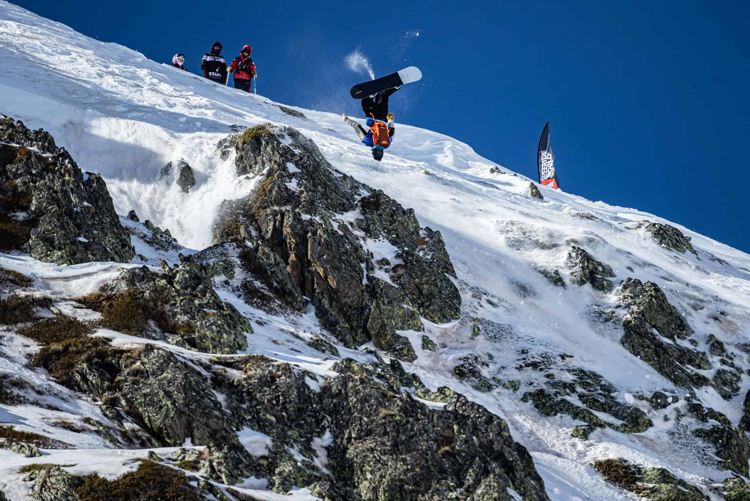 Best Moments of 2021 Freeride World Tour - The Greatest Show on Snow.