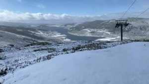 A wintry Falls Creek