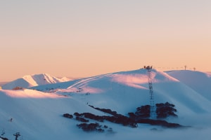 Unlimited access to Mt Hotham with the Epic Australia Pass. Photo: Hotham