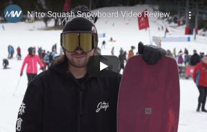 Gear Guide - Nitro Squash Snowboard Video Review