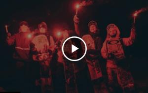 Snowcats - All Female Snowboard Film Showcases Progressive Riding. Video