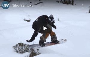 Gear Guide - Nitro Santoku Snowboard Video Review
