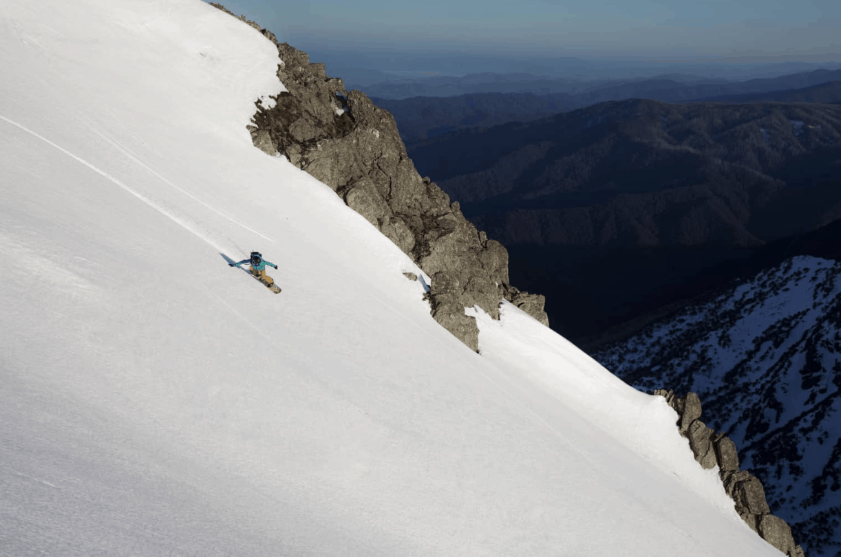 Mountainwatch and The North Face Presents Discover Freeride Camps with Michaela davis-Meehan