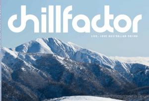 Chillfactor 2021 - Preview of the Latest Issue of Australia's Ski Magazine