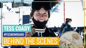 Behind The Scenes With Tess Coady - Video