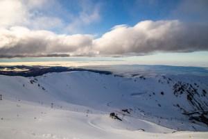 Mt Hutt looking good on June 14 after big early season falls. Photo: NZski