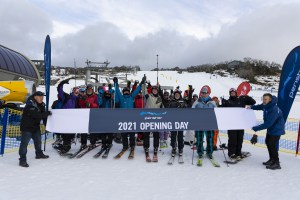 Perisher Opens Early For The 2021 Snow Season