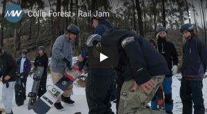 Corin Forest Rail Jam Kicks Off the 2021 Season- Event Wrap