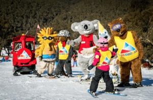 Thredbo July School Holidays Kids Snow Festival - Press Release