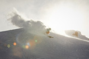 Ben Murphy, free skier