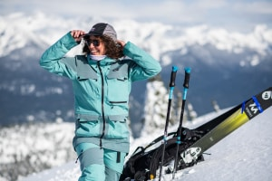 The Chillfactor Podcast - Natalie Segal on Freeriding, Big Mountains and Making It as an Australian Pro Skier