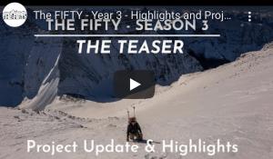 Cody Townsend's The Fifty - Season Three Teaser. Video