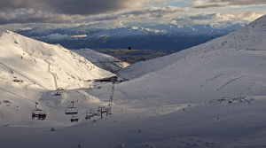 The Remarkables this morning