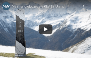 Gear Guide Video Review - YES. Snowboards' Greats Uninc