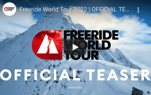 Freeride World Tour Announces 2022 Calendar – New Stop in Spain and Format Change