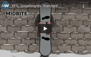 Gear Guide Video Review: YES. Snowboard's Standard. Video Review