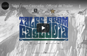 Tales From Cascadia - Blank Collective's New Ski Film Featuring Anna Segal