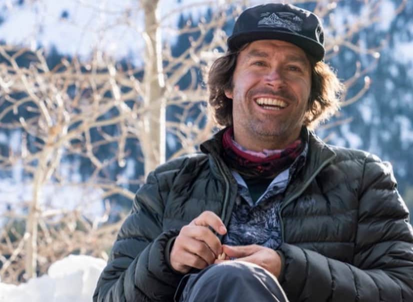 The Chillfactor Podcast - Snowboarding Legend Jeremy Jones on Big Mountains, Family, Climate Change and Protect Our Winters