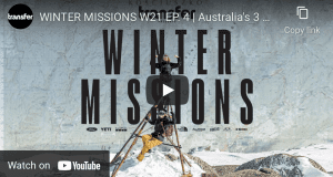 Winter Missions Episode 4 - Australia's Three Highest Peaks in One Day